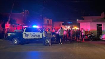 Ataque a balazos en undepósitoen Guadalupe deja cuatro muertos y dos heridos