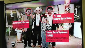 Adrián de la Garza revela video de Samuel García con un líder criminal