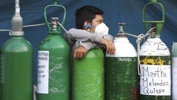 Perú levanta encierro tras descenso de muertes por Covid-19