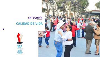 Recibe Apodaca distinción como la ciudad con mejor calidad de vida