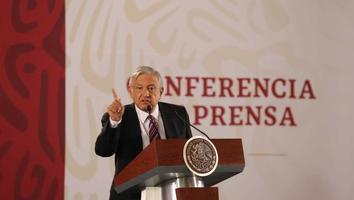 AMLO acusa espionaje en Palacio Nacional