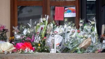 Van 11 detenidos en Francia por atentado contra profesor