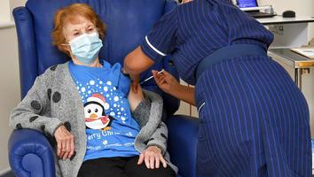Gran Bretaña inicia las vacunaciones contra el Covid-19