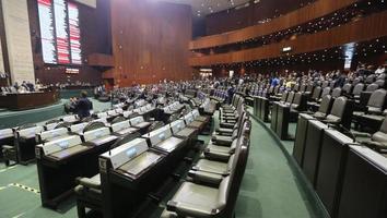 Suman 63 casos de Covid-19 en Cámara de Diputados
