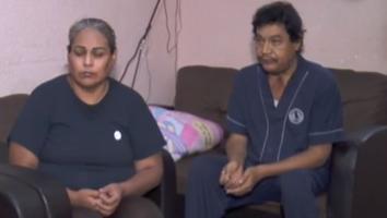 Mujer pierde la vista y su esposo la voz tras padecer cáncer; piden ayuda a la ciudadanía