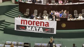 Oposición 'revienta' sesión en San Lázaro y frena reforma al Fondo de Salud
