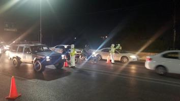 Hombre atropella a tránsito durante operativoantialcoholen Guadalupe
