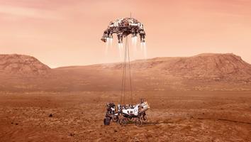 Hoy aterrizará elRover Perseverance de la NASA en Marte
