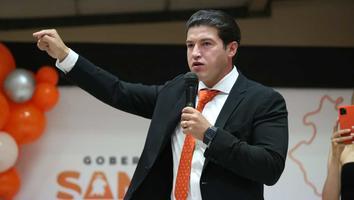 INE multa a Samuel García y MC por aportaciones indebidas de la influencer Mariana Rodríguez