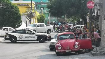 Asesinan a balazos a un taxista en Monterrey