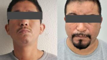 Detienen a dos hombres por agredir a un médico afuera de la Clínica 25 en Monterrey