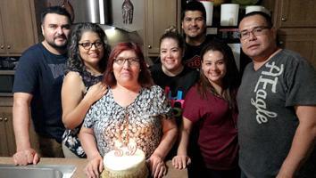 Familia pide ayuda para comprar medicamentos para su hermana contagiada de Covid-19