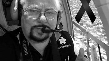 Muere Joel Sampayo, el reportero del aire