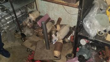 Autoridades aseguran catalizadores tras cateo en diversos puntos de Monterrey