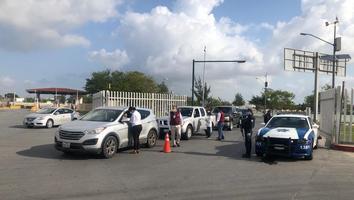 Tamaulipas retira filtros contra covid-19 en puentes fronterizos