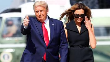 Trump planea votar anticipadamente el sábado en Florida