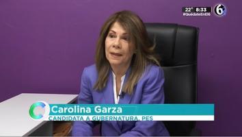 Hay otras enfermedades que se están dando, la contaminación, por ejemplo: Carolina Garza.