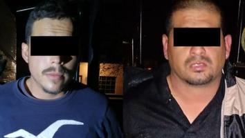 Detienen a dos por posesión de droga en Sabinas Hidalgo