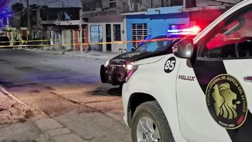 Asesinan a tiros a dos hombres al interior de un domicilio en Apodaca