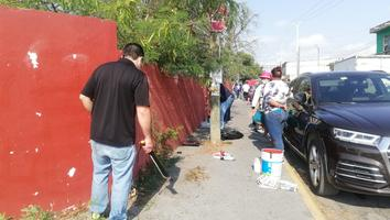 Jardín de Niños José Mariano Monterde luce renovado en su totalidad en Guadalupe